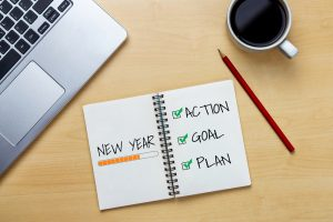 actions to take in new year - start a successful blog